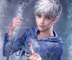babe, jack frost, and mine image