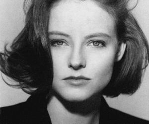 actress, black and white, and face image
