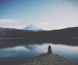 lake and nature image