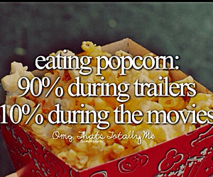 always, eating, and films image
