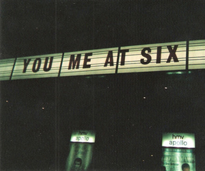 you me at six, music, and indie image