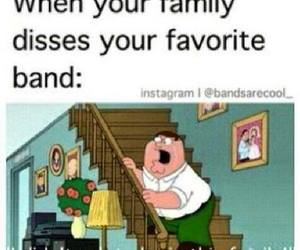 band, family guy, and funny image