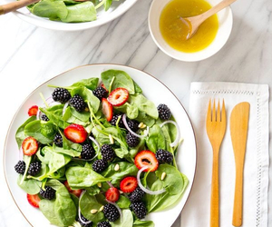 fruit, green stuff, and healthy living image