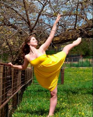 ballet, dance academy, and tara image
