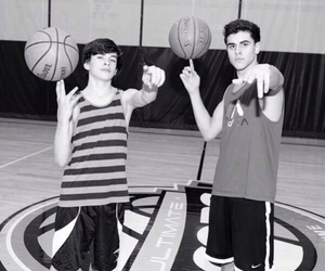 magcon, hayes grier, and jack gilinsky image
