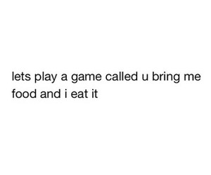 food, game, and funny image