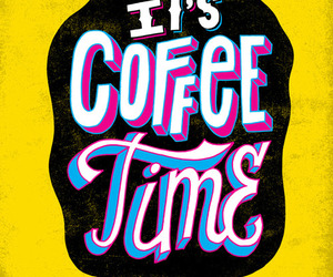 coffee and typography image