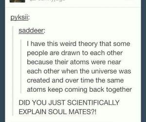 tumblr and soul mates image