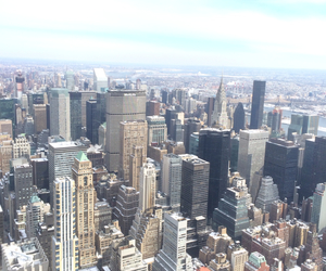 beautiful, empire state building, and new york image