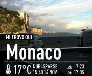 monaco weather image