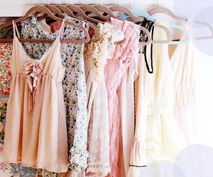 closet, pretty, and vintage image