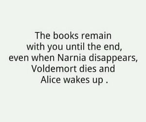 book, narnia, and harry potter image