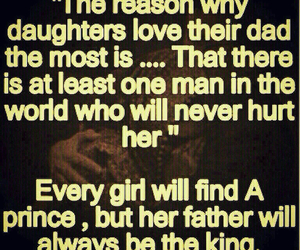 daddy, love, and quote image