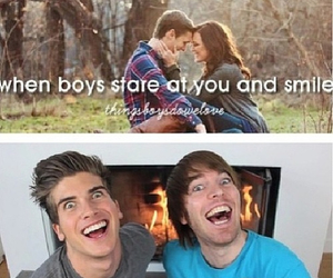 lol, smile, and youtube image