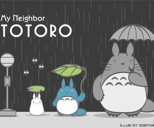 black totoro image