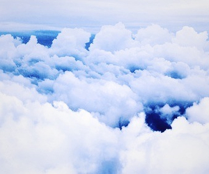 clouds and header image