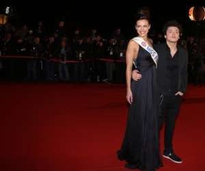 miss france and kev adams image