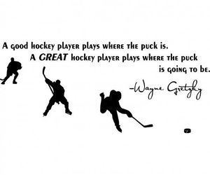 fast, goals, and hockey image