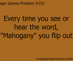 problem, the hunger games, and mockingjay image