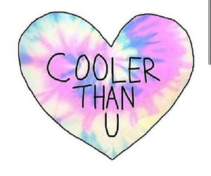 cool, cooler, and you image