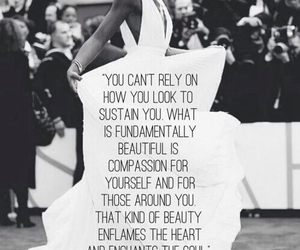 beauty, quote, and lupita image