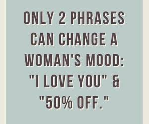 quotes, woman, and phrases image