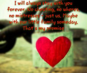 couple, promise, and quotes image