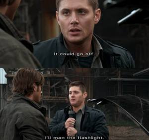supernatural, jensenackles, and jaredpadalecki image