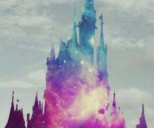 castle, colorful, and princess image