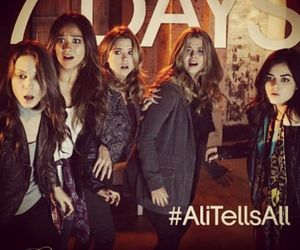 pretty little liars, girl, and pll image