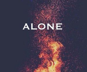 alone, like, and solo image