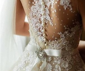back, beads, and lace image