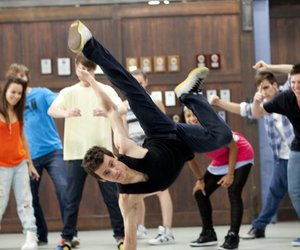 tom green, dance academy, and samuel lieberman image