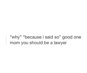 lawyer, mom, and funny image
