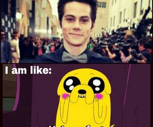 teen wolf, dylan o'brien, and perfect image