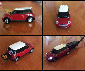 flashdrive, mini, and mini-cooper image