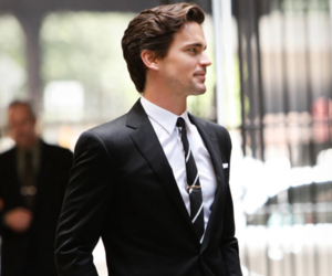 matt bomer, suit, and sexy image