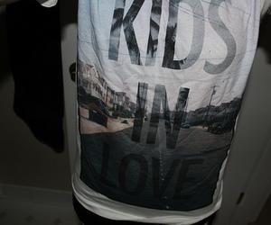 mayday parade, kids in love, and shirt image