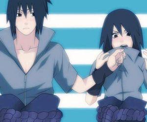 sasuke, naruto, and anime image