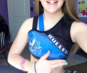 blue, cali, and cheer image