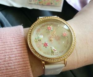 watch, beautiful, and fashion image