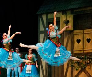 ballet, bulgaria, and dance image
