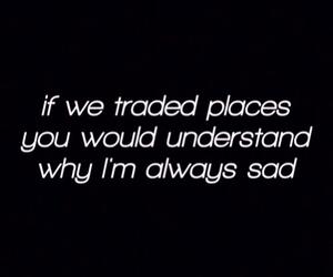 sad and you image