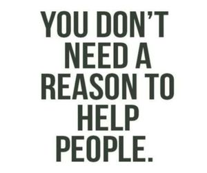 quotes, help, and people image