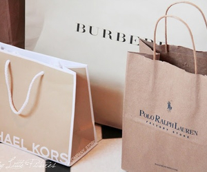 Burberry, fashion, and Michael Kors image