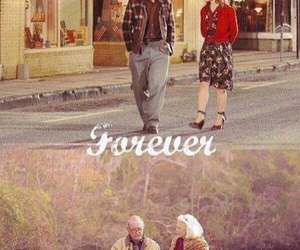forever, love, and the notebook image