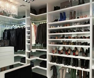 fashion, shoes, and closet image