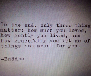 buddah, realtalk, and quotes image