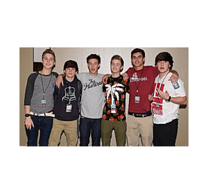 jack and jack, magcon, and cameron dallas image