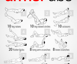sport, fitness, and abs image